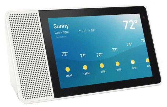 Умная колонка Lenovo Smart Display 8