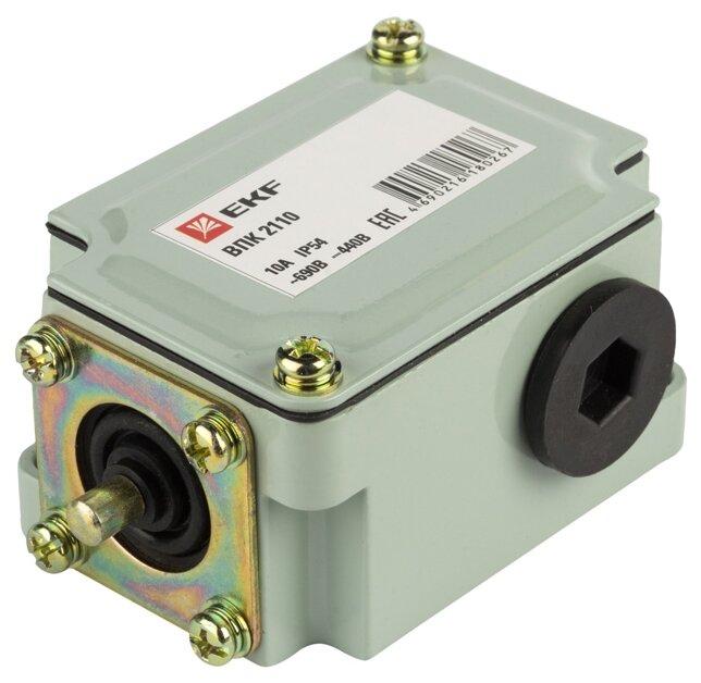 Концевой выключатель/переключатель EKF ВПК 2110