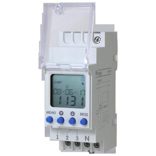 Реле времени для распределительного щита Новатек-Электро РЭВ - 225 реле времени для распределительного щита feron 23205