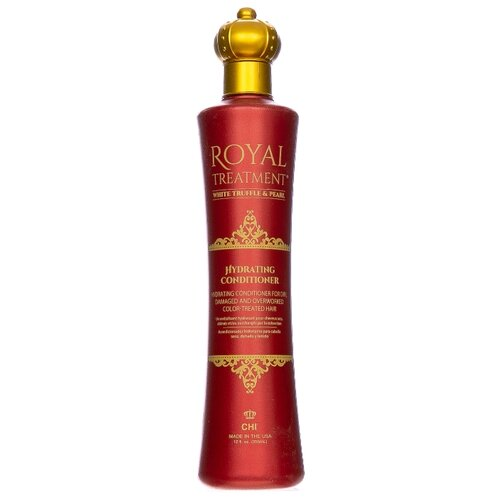 CHI кондиционер Royal Treatment Hydrating, 355 мл chi luxury black seed oil curl defining cream gel