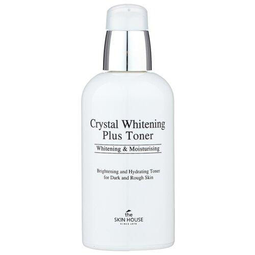 The Skin House Тонер Crystal Whitening Plus 130 мл цена 2017