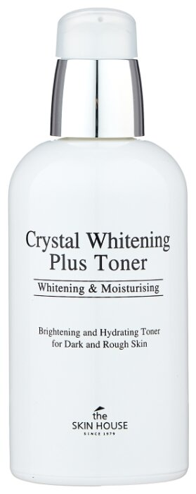 The Skin House Тонер Crystal Whitening Plus