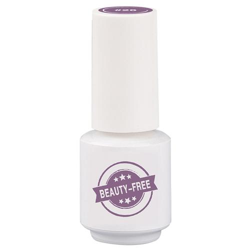 Купить Гель-лак для ногтей Beauty-Free Gel Polish, 4 мл, сливовый