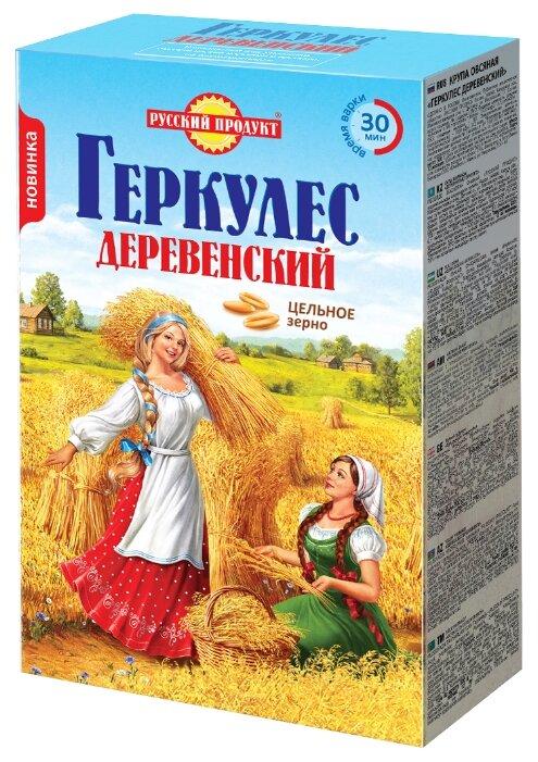 Русский Продукт Геркулес Деревенский цельное зерно 500 г