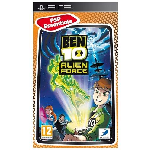 Игра для PlayStation Portable Ben 10: Alien Force