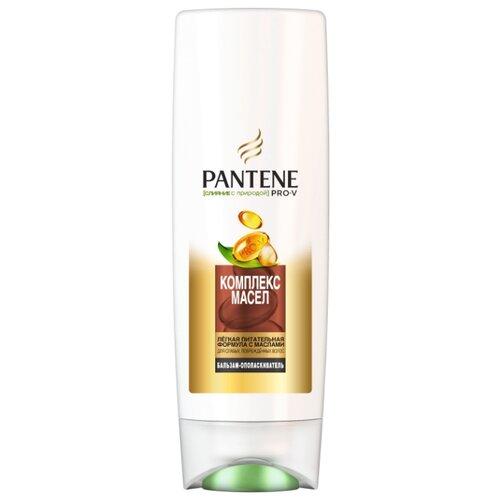 Купить Pantene бальзам-ополаскиватель Слияние с природой Комплекс масел, 200 мл
