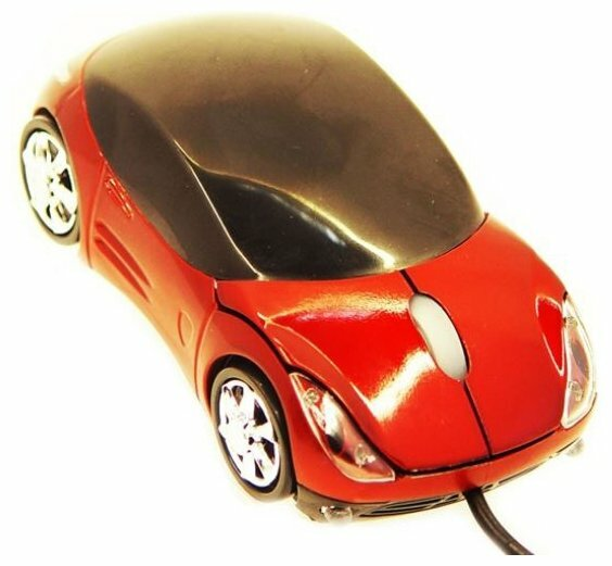 Мышь L-PRO SL-M0333/1234 Red USB
