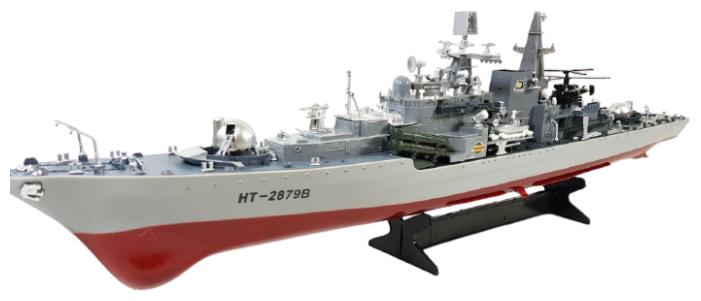 Корабль Heng Tai Smasher HT-2879B 78 см серый/красный фото 1