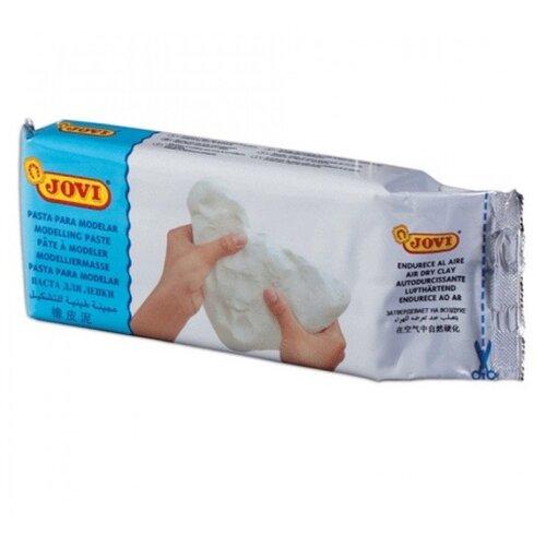 Купить Масса для лепки JOVI для моделирования белая, 500 г (85), Пластилин и масса для лепки