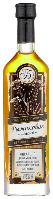 Купить Благодарное Масло рыжиковое 0.1 л по низкой цене с доставкой из Яндекс.Маркета (бывший Беру)