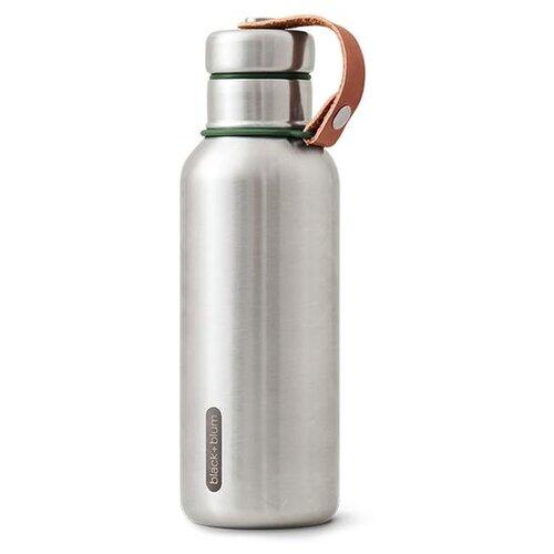 Термобутылка black + blum Insulated Water Bottle, 0.5 л olive