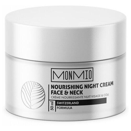 MonMio Крем для лица и шеи ночной интенсивное питание