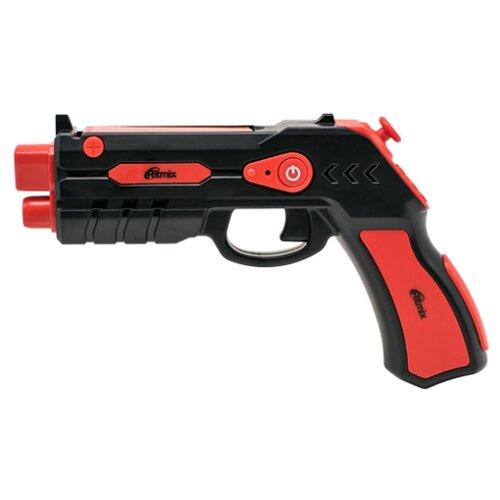 Геймпад Ritmix GP-055BTH черный/красный геймпад проводной ritmix gp 035bth черный [80000202]