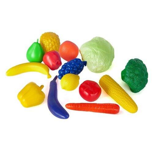 Купить Набор продуктов Leader №8 МТ5183 разноцветный, Игрушечная еда и посуда