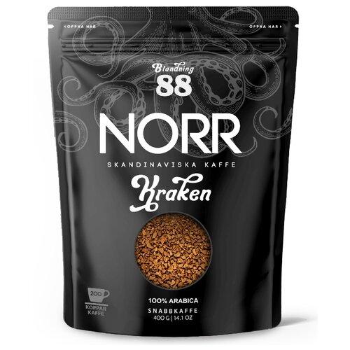 Кофе растворимый сублимированный Norr Kraken №88, 400 гр.