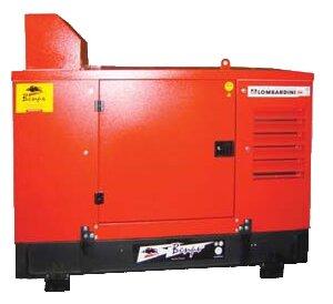 Дизельный генератор Вепрь АДА 20-230 РЯ в кожухе с АВР (20000 Вт)