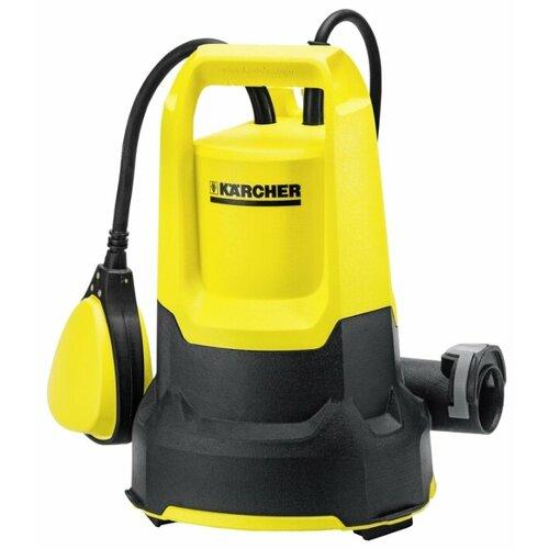 Дренажный насос KARCHER SP 2 Flat (250 Вт) насос karcher sp 6 flat inox 1 645 505 0