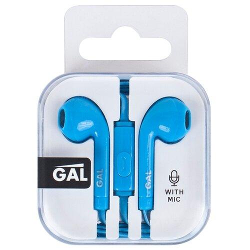 цена на Наушники GAL HM-060 голубой