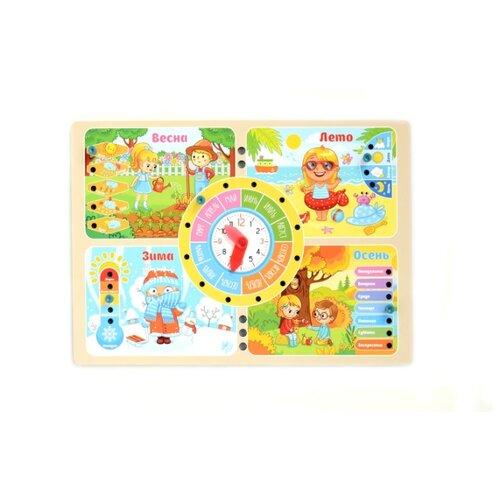 Купить Календарь PAREMO PE720-184 разноцветные, Обучающие материалы и авторские методики