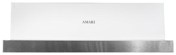 Встраиваемая вытяжка AMARI Slide 1М 50 inox