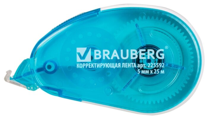 BRAUBERG Корректирующий роллер Maxi 5 мм х 25 м