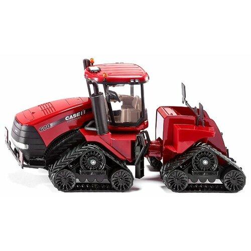 цена Трактор Siku Case IH Quadtrac 600 (3275) 1:32 24 см красный онлайн в 2017 году