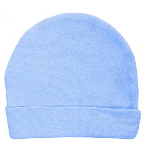 Шапка Чудесные одежки размер 49, голубой, Головные уборы  - купить со скидкой