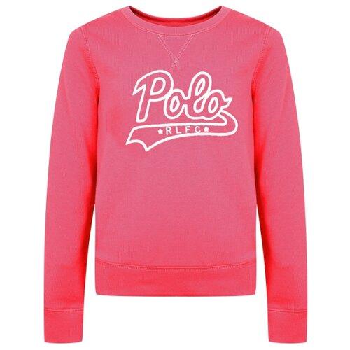 Свитшот Ralph Lauren размер 122, розовый, Толстовки  - купить со скидкой