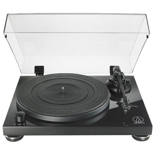 Виниловый проигрыватель Audio-Technica AT-LPW50PB черный виниловый проигрыватель audio technica at lp120x usb black