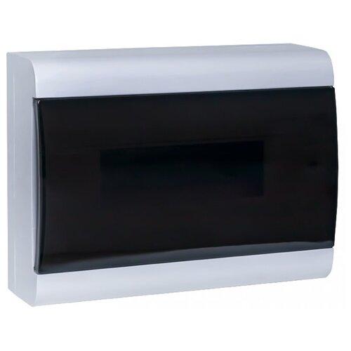 Фото - Щит распределительный EKF ЩРН-П-12 SlimBox IP41 PROxima навесной, пластик, модулей 12 белый ekf sb n 24 щит распред навесной щрн п 24 slimbox ip41 ekf proxima