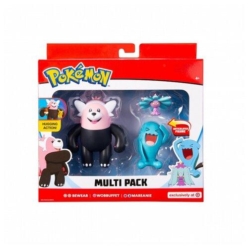 Купить Фигурки РОСМЭН Pokemon Боевые покемоны 36599, Игровые наборы и фигурки