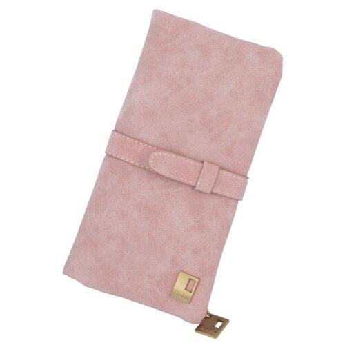Кошелек Kingth Goldn с070, искусственная кожа розовый
