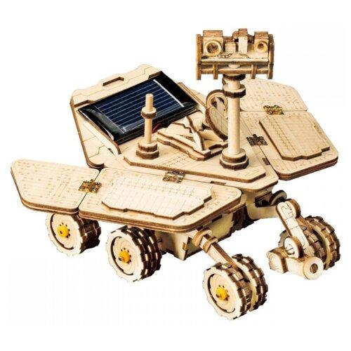 Купить 3D деревянный конструктор Robotime Ровер Вагабонд, Сборные модели