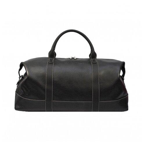 Сумка дорожная Antan 2-229, черный сумка дорожная омскшвейгалантерея баул 2 черный