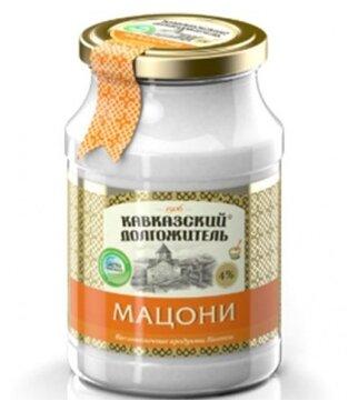 Кавказский долгожитель Мацони 4% 900 г