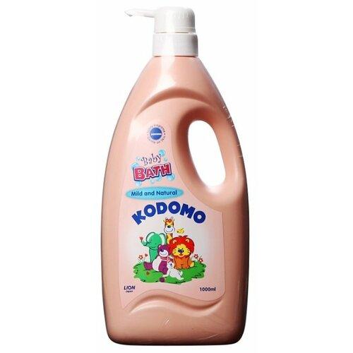 KODOMO Пена для ванн Mild and natural 1000 мл midzumi kodomo