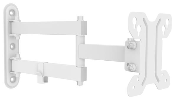 Кронштейн на стену ITECHmount LCD123 white фото 1