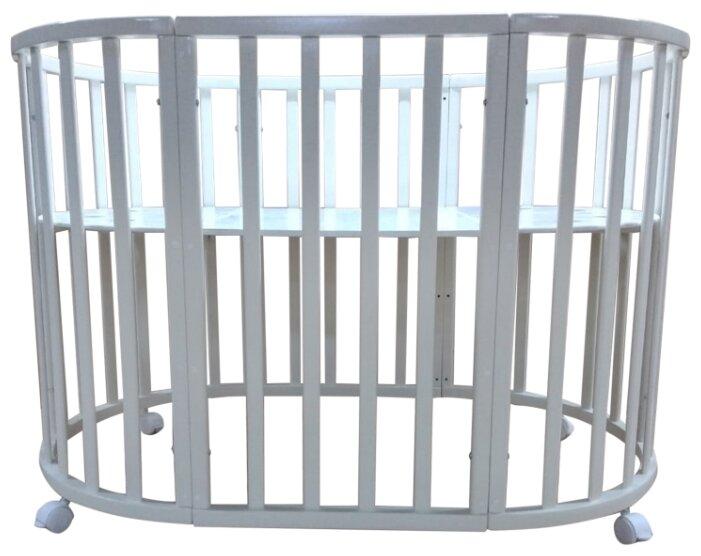 Кроватка JAKOMO Teo 7 в 1 (трансформер)