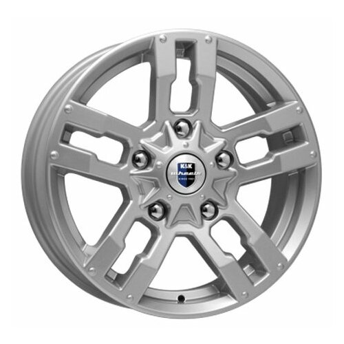 Фото - Колесный диск K&K Штокман 6х16/5х139.7 D98 ET40, 8.2 кг, silver колесный диск k