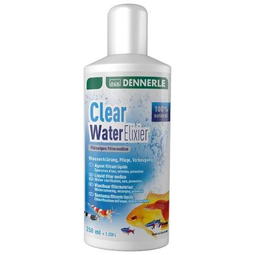 Dennerle Clear Water Elixier средство для профилактики и очищения аквариумной воды, 250 мл
