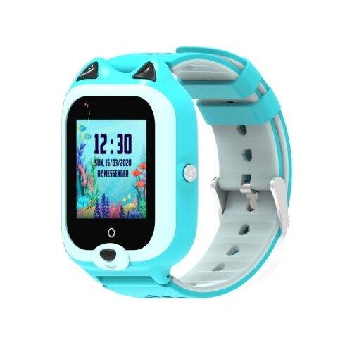 Детские умные часы Smart Baby Watch KT22, голубой детские умные часы smart baby watch gw400s голубой