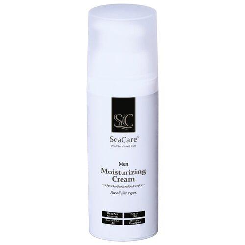 SeaCare Омолаживающий крем для лица мужской с минералами Мёртвого Моря и натуральными маслами Moisturizing Cream 50 мл