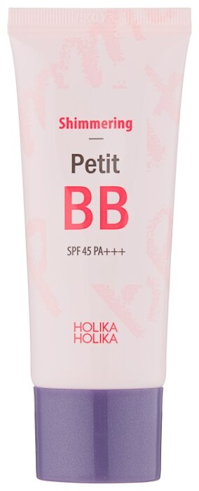 Holika Holika Petit BB крем Shimmering SPF45 30 мл