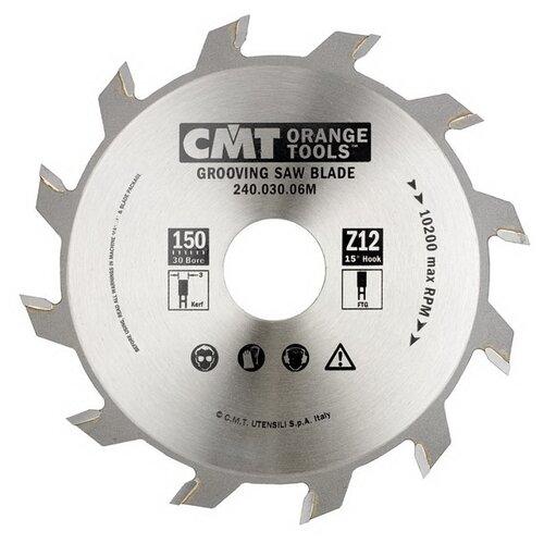 Пильный диск CMT 240.030.06M 150х30 мм диск пильный твердосплавный cmt 226 060 10m