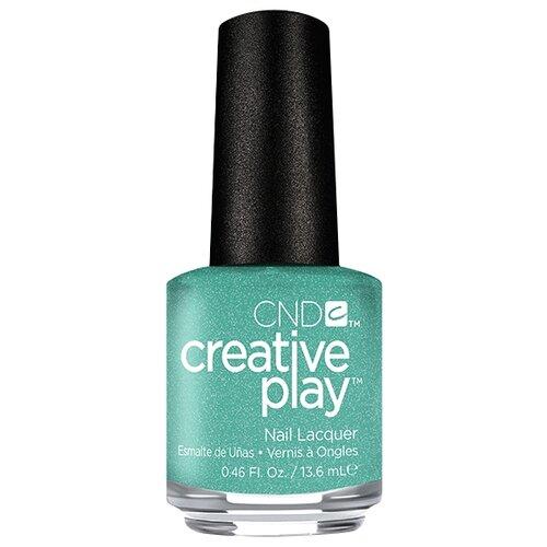 Лак CND Creative Play, 13.6 мл, 429 My Mo-Mint недорого