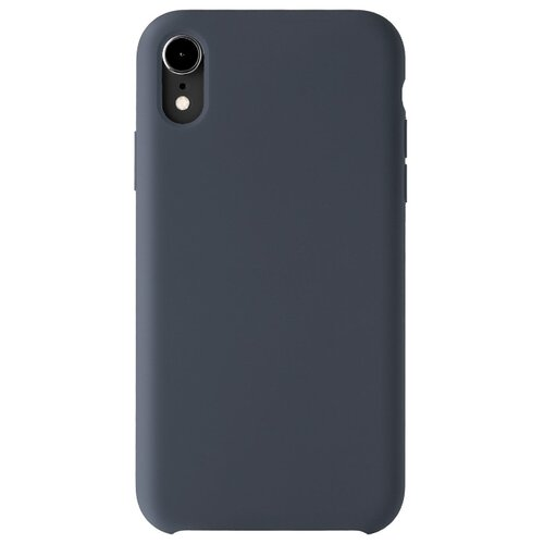 Чехол uBear Touch Case для Apple iPhone Xr dark blue