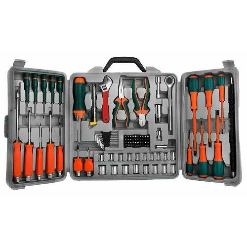 Набор инструментов Sturm! (101 предм.) 1310-01-TS6 серый набор инструмента для дома sturm 1310 01 ts6