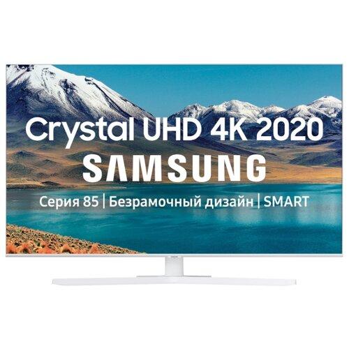 Фото - Телевизор Samsung UE43TU8510U 43 (2020) белый телевизор
