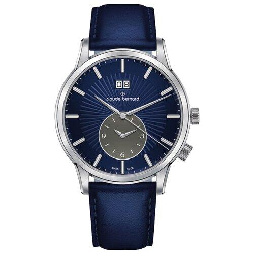 Наручные часы claude bernard 62007-3BUIGN наручные часы claude bernard 40004 3br