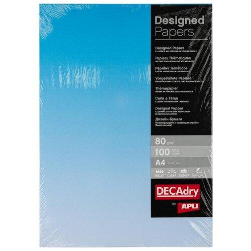 Фото - Бумага Decadry A4 Designed papers 80 г/м² 100 лист. рубашка q s designed by q s designed by qs006ewecqm4